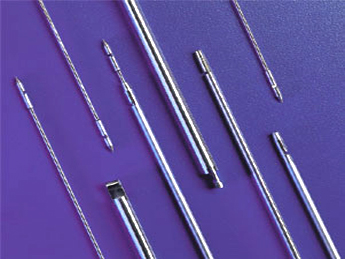 EDM  machined surgical stainless steel medical needles